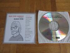 BRUCE SPRINGSTEEN BOB DYLAN The Songs Of Warren Zevon UK Promo CD album acetate