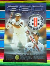 ✺New✺ MATTHEW HAYDEN Test Record 380 Cricket POSTER Australia