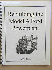 Rebuilding the Model A Ford Powerplant  ____  Engine, Pouring Babbitt