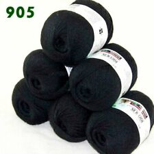 Sale Lot 6SkeinsX50gr Lace Wrap Shawls Soft Acrylic Wool Cashmere Knit Yarn 05