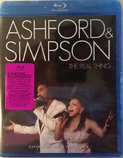Ashford and Simpson - The Real Thing (Blu-ray Disc, 2009)