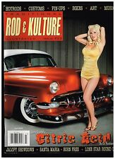 ROD & KULTURE FALL 2010 SEE CONTENTS HOTRODS CUSTOMS PIN-UPS CHOPPERS