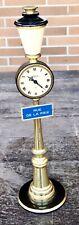 Jaeger-LeCoultre Clock Rue de la Paix Vintage Original Le Coultre 1950s 8 days /