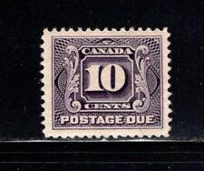 Item No. B4280 – Canada – Scott # J5 – MLH