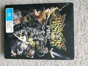 Dragon Crown Steelbook edition PS4