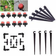 35 PCS Irrigation Kit, Tee Elbow Straight Cross Connectors, Sprinklers, Drippers