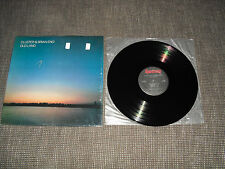 cluster and brian eno,old land,vinyl,lp,relativity,emc8057,1985