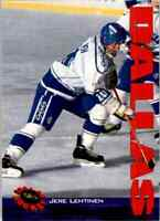 1994-95 Classic Jere Lehtinen #72