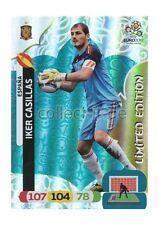 Panini Adrenalyn Euro EM 12 - Iker Casillas - LIMITED EDITION