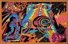 1970s Dr. Strange comic book blacklight poster replica magnet - new!