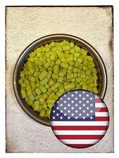 US Cascade Hopfen-Pellets 7,2% Alpha TYP90 100/250/500g/1kg Hobbybrauer Bier