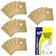 20 x E10, E42, E42N Dust Bags for Progress P1630 P1850 P1860A Vacuum Cleaner