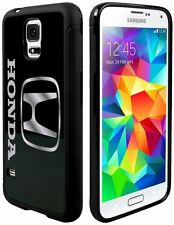Cell Phone Cases Covers Skin for Samsung Galaxy S5 Honda Logo Black White