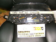 tacho kombiinstrument ford focus 1m5f10849pb speedometer cluster diesel cockpit