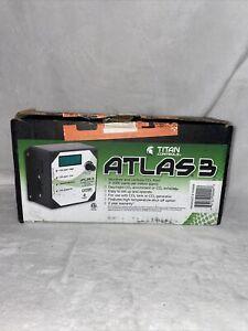 Titan Controls 702608 Atlas 3 Day/Night Carbon Dioxide CO2 Monitor & Controller