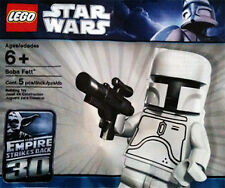 LEGO  STAR  WARS  WHITE  BOBA  FETT  #4597068   BRAND  NEW