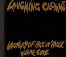 History of Rock N' Roll, Vol. 1 by Laughing Clowns (CD) - BRAND NEW
