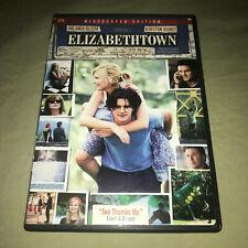 Elizabethtown Dvd Orlando Bloom Kirsten Dunst Cameron Crowe Movie