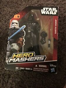 2015 Disney Star Wars Hero Mashers Darth Vader Sealed