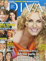Diva 2008 14.ANTONELLA CLERICI,DITA VON TEESE,ANNA FALCHI,CARLA BRUNI,KRIZIA