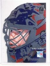1996-97 Donruss Elite Painted Warriors Promo sample Mike Richter #2 *66686
