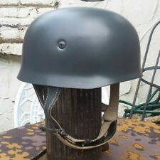 M38 Fallschirmjager Steel Helmet German WW2 FJ Size 58/60CM NEW REPRO Field Kit