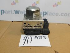 2012 2013 Nissan Rogue AWD ABS Unit PUMP USED Anti-lock Brake Stock #40-ABS
