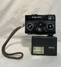 ROLLEI 35 S SUBMINIATURE CAMERA W/ FLASH