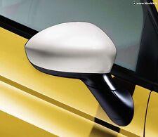 Calotte specchietti retrovisori bianche per Fiat 500 o Abarth 595