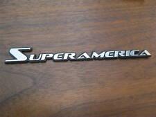 Ferrari 575 Superamerica Emblem # 69213300
