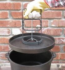 Cast Iron Dutch Oven Lid Lifter - PRO GRADE  CAMP D.O.L.L. MyOutfitter USA