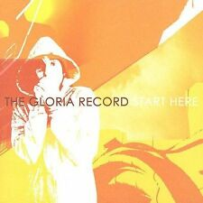 The Gloria Record - Start Here (Ryko/Arena Rock) CD NEW