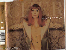 CHER Strong Enough CD Single
