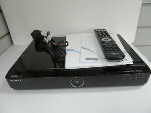 HUMAX HDR-FOX T2 1TB HD DIGITAL TELEVISION RECORDER (RDAC)