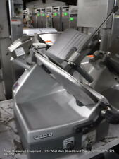 """Hobart Heavy Duty 2912 Automatic Slicer 12"""" blade with sharpener"""