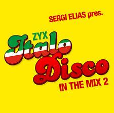 CD ZYX Italo Disco In The Mix 2 by Sergi Elias