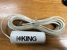 New King Boat Marine Vhf/Cb Radio Antena Base Mount And Cable Rg59A