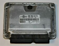 VW Bora 1.9 Tdi Alh Motorsteuerung Einheit ECU 038 906 012 Fa 0 281 010 650
