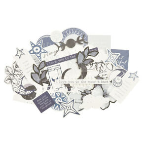 Kaisercraft Stargazer Collection Collectables Die Cut Cardstock Pieces ct937