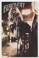 Black Cat 1 Marvel 2019 NM Gerald Parel Variant GGA Spider-Man