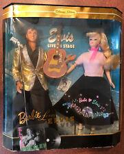 Vintage 1996 ~Barbie Loves Elvis Gift Set~ Mattel #17450 Collector Edition