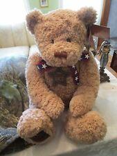 Gund 100 Year Anniversary Wish Teddy Bear 2002 Collectible w/ Tags - Orglot