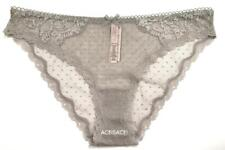 Victoria Secret Dream Angel Floral Lace panties S M NG4