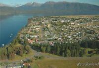 TE ANAU NEW ZEALAND POSTCARD