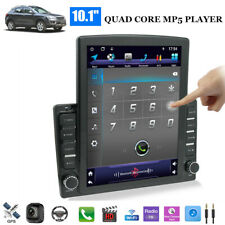 "1×Rotatable 10.1"" Android 9.1 HD 2GB+32GB Car Stereo Radio GPS Navi USB Wifi MP5"