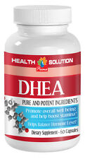 Fast Gain Weight - DHEA 50mg - Boost Stamina - 1 Bottles
