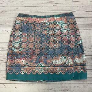 EP Pro Multicolored Golf Skirt Women's Size Medium