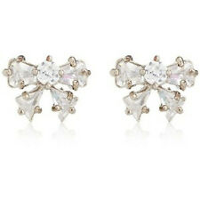 Juicy Couture Earrings Multi Shape Crystal Bow NEW $48