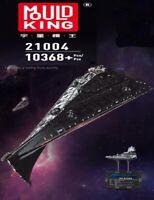 Lego MegaBloks☆COMPATIBIL100% Star Wars☆10368+pz ☆►MOC NO.ECLIPSE-CLASS SSD►NEW◄