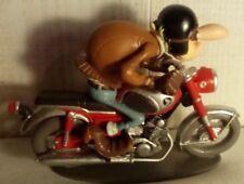 MOTO FIGURINE JOE BAR TEAM N°16 HONDA CB 72 Super Sport Joe